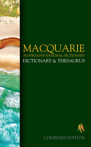 Macquarie Dictionary and Thesaurus - Macquarie