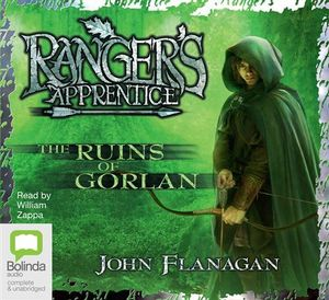 The Ruins of Gorlan (MP3 CD) : The Ranger's Apprentice : Book 1 - John Flanagan
