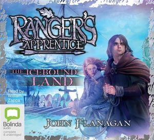 The Icebound Land  (MP3 CD) : The Ranger's Apprentice : Book 3 - John Flanagan