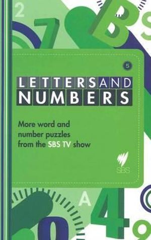 Letters And Numbers Book Sbs