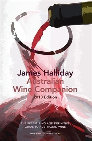 James Halliday Australian Wine Companion 2013 - James Halliday