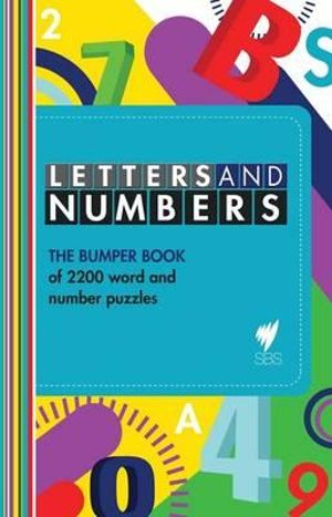 Letters and Numbers Bumper Edition - SBS