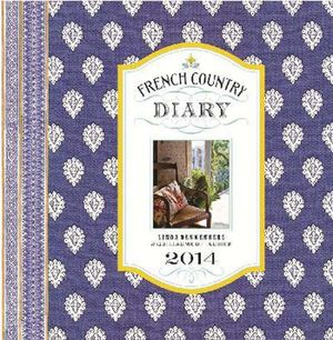 The French Country Diary 2014 - Linda Dannenberg