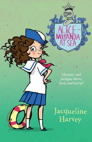 Alice-Miranda at Sea 4 - Jacqueline Harvey