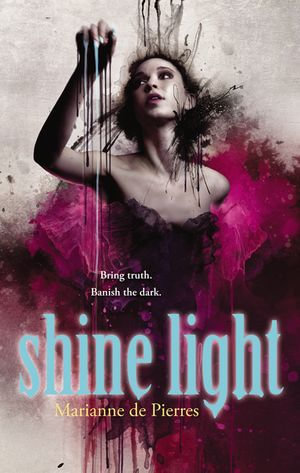 Shine Light - Marianne de Pierres