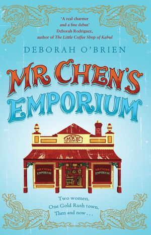 Mr Chen's Emporium - Deborah O'Brien
