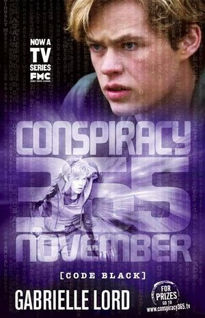 November Conspiracy 365 : Code Black Edition : Book 11 - Gabrielle Lord