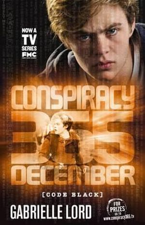 December Conspiracy 365 : Code Black Edition : Book 12 - Gabrielle Lord
