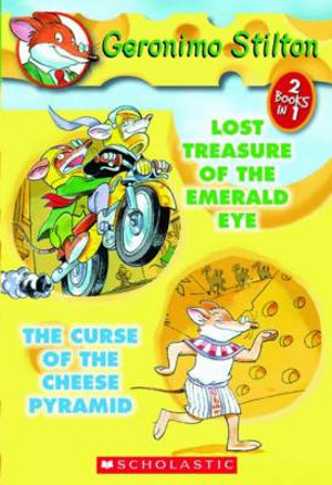 the curse of the cheese pyramid book review