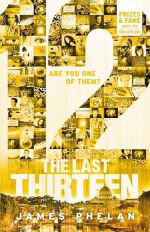 12 : The Last Thirteen : Book 2 - James Phelan