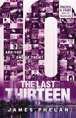 10 : The Last Thirteen : Book 4 - James Phelan