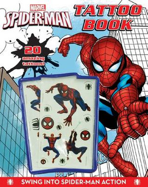 The Amazing Spider-man Tattoo Book : 20 Amazing Tattoos!