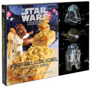 Star Wars Cookbook : Wookie Pies, Clone Scones & Other Galactic Goodies - Robin Davis