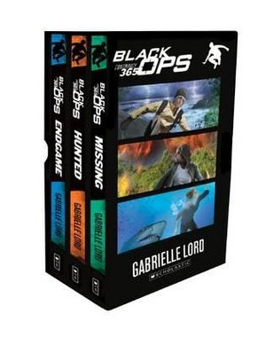 Conspiracy 365 Black Ops Boxed set : Conspiracy 365  - Gabrielle Lord