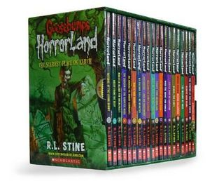 Goosebumps HorrorLand Boxed Set : Includes all 19 Horrorland Adventures - R. L. Stine