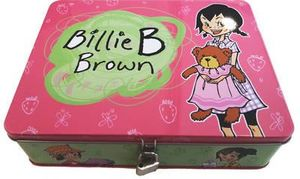 Billie B Brown's Beautiful Treasure Box : The Birthday Mix-up, The Extra-special Helper, The Midnight Feast, The Second-best Friend, The Little Lie, The Beautiful Haircut - Sally Rippin