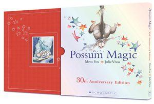 Possum Magic 30th Anniversary Edition : Slipcase Edition - Mem Fox