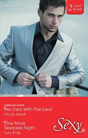 Her Deal With The Devil / One More Sleepless Night - Nicola Marsh