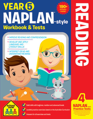 School Zone Naplan-Style Workbook : Year 5 Reading - Louise Park