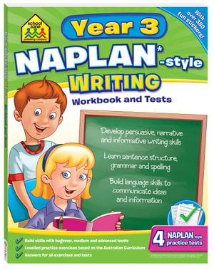 Naplan-Style Writing : Year 3 Workbook And Tests - Park Louise