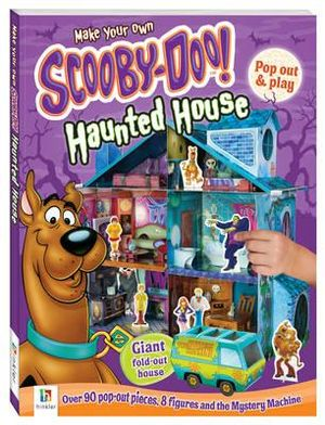 Scooby Doo Haunted House Game K 2017