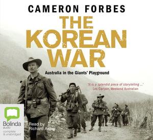 The Korean War (MP3) - Cameron Forbes