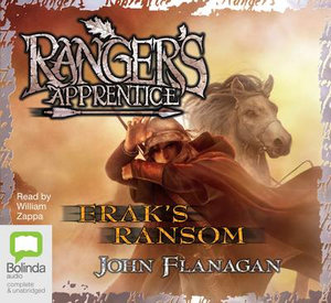 Erak's Ransom : The Ranger's Apprentice : Book 7 - John Flanagan