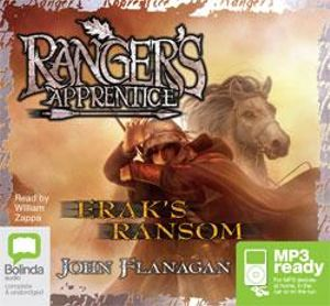Erak's Ransom (MP3 CD) : The Ranger's Apprentice : Book 7 - John Flanagan