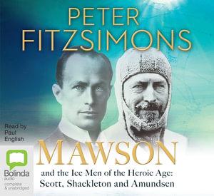 Mawson (MP3) - Peter FitzSimons