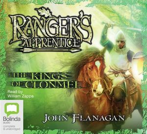The Kings of Clonmel (MP3) : The Ranger's Apprentice : Book 8 - John Flanagan