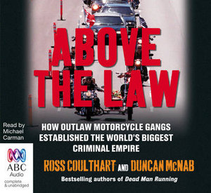 Above the Law - Ross Coulthart