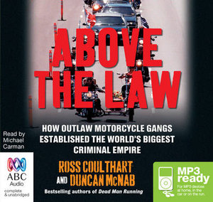 Above The Law (MP3) - Ross Coulthart