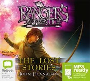 The Lost Stories (MP3 CD) : The Ranger's Apprentice : Book 11 - John Flanagan