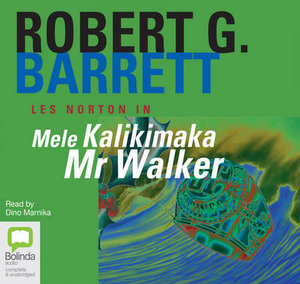 Mele Kalikimaka Mr Walker - Robert G Barrett