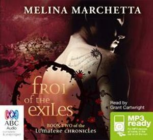 Froi of the exiles (MP3) : Lumatere Chronicles : Book 2 - Melina Marchetta