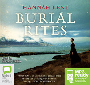 Burial Rites (MP3) - Hannah Kent