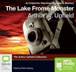 The Lake Frome Monster (MP3) - Arthur W. Upfield