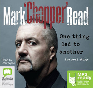 One Thing Led To Another (MP3) - Mark Chopper Read