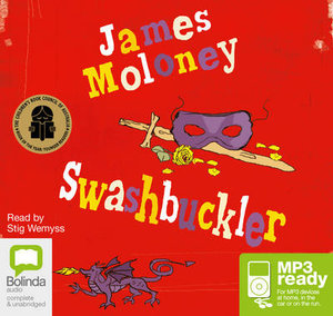 Swashbuckler (MP3) - James Moloney