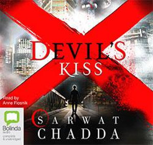 The Devil's Kiss (MP3) - Sarwat Chadda