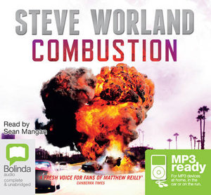 Combustion (MP3) - Steve Worland