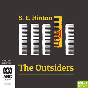 The Outsiders (MP3) - S. E. Hinton