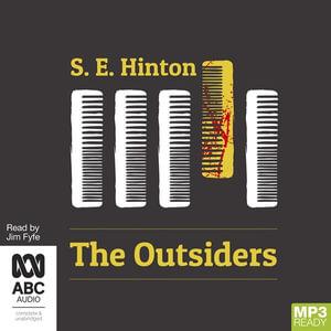 The Outsiders (MP3) - S. E. Hinton