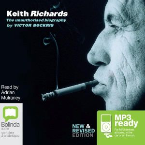 Keith Richards: : The unauthorised biography (MP3) - Victor Brokis