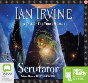 Scrutator (MP3) - Ian Irvine