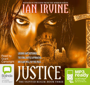 Justice (MP3) : The tainted realm #3 - Ian Irvine