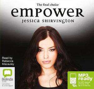 Empower (MP3) - Jessica Shirvington