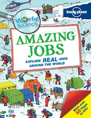 Amazing Jobs : Lonely Planet World Search - Lonely Planet