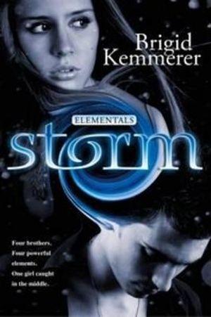 Storm : Elementals Series : Book 1 - Brigid Kemmerer