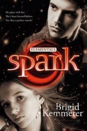 Spark : Elementals Series : Book 2 - Brigid Kemmerer